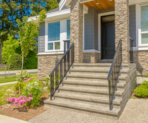 Handrail Installation Pittsburgh, Bethel Park, Washington | Deck ...