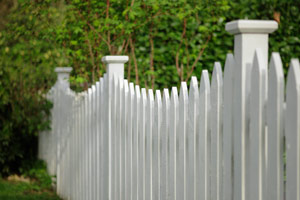 Picket fence design in Coraopolis